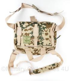 Zeldzame wapen onderhoudsmiddelen tas Draagtas  Designed by Heckler en Koch HK in Corporation with 75Tactical - nieuw in verpakking -origineel
