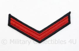 Koninklijke Marine rang Matroos der 2e klasse - origineel