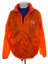 KL Intelligence Inlichtingendienst shirt met regenjas - maat Medium/Large - origineel