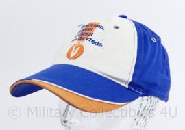 Baseball cap Veteranen ingezet in dienst van vrede - one size - origineel