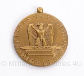 WO2 US Good Conduct Medal - 3 x 3 cm - origineel