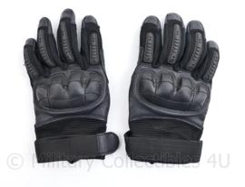 Defensie en Korps Mariniers zwarte handschoenen - maat Large - NIEUW -  origineel