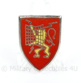 Franse leger eenheid speld Base Arienne 942 Lyon Delsai - 4 x 2,5 cm - origineel