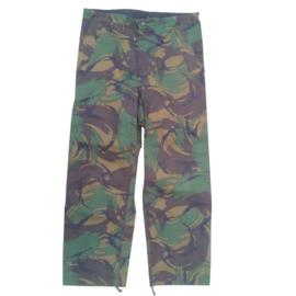 Britse leger en Korps Mariniers DPM camo trousers mens waterproof regenbroek - maat 100 cm. buikomtrek - NIEUW   - origineel