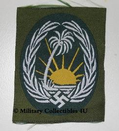 Buitenlandse Vrijwilligers abzeichen bevo - groen