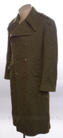 Nederlandse leger mantel  - Zeer zeldzame vroege versie 1946 - maat 48n - origineel