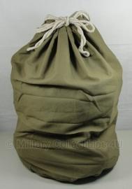 Bag, Barrack, OD (with drawstring) - khaki