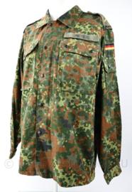 Bundeswehr Flecktarn uniform jas Gefreiter - maat 7585/0510 - origineel