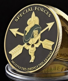 Coin United States Army Special Forces