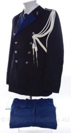 KMAR Koninklijke Marechaussee DT uniform jas met broek - winter model - maat 50 - origineel