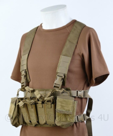 Korps Mariniers en Defensie coyote Chestrig - BF Chest RIG Vest D3CRX - nieuw ! - origineel
