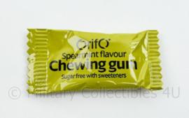Rantsoen Orifo Chewing gum spearmint flavour