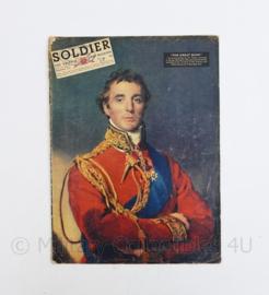 The British Army Magazine Soldier Vol 8 No 7 September 1952 -  Afkomstig uit de Nederlandse MVO bibliotheek - 30 x 22 cm - origineel