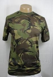 T shirt - KL woodland shirt (nieuw gemaakt) - 100% katoen - small
