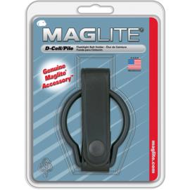 Maglite D-Cell flashlight belt holder zaklamp houder voor aan koppel merk MAGLite - Politie en KMAR - Origineel