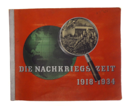 Zigarettenbilder Album - Die Nachkriegszeit 1918-1934 - compleet