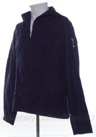Koninklijke Marine matrozen jack donkerblauw  met insignes Baaienhemd - maat 49 of 51 3/4 - origineel