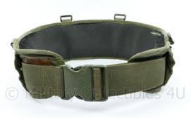 HighspeedGear HSGI MOLLE belt groen - 106 x 11 cm  - origineel