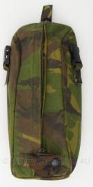 KL Nederlandse leger Woodland opbouwtas voor zendapparatuur - 33 x 10 x 11 cm - origineel