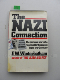 Boek 'The NAZI connection' - F.W. Winterbotham