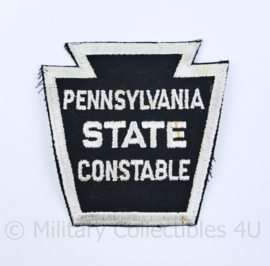 US Pennsylvania State Constable Police patch - origineel