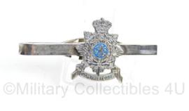 Korps Mariniers dasspeld zilverkleurig -  5,5 x 2,5 cm - origineel