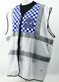 Britse Politie POLICE Incident Commander hesje - maat XXXL - origineel