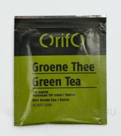 Rantsoen Orifo groene thee green tea -  BBE 2-2023