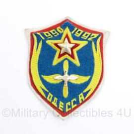 Russische Luchtmacht embleem 1990 1992 - 8,5 x 7 cm -  origineel