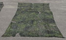 Leger camouflage net - 3,3 bij 6,5 meter - origineel