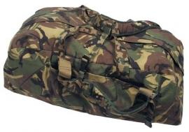 Enorme rugzak/ tas KL Goederentas Woodland - rugzak en sporttas in 1 - nieuw model type 2 - origineel