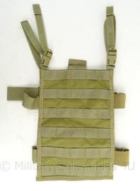 KL Nederlandse leger en US Army Drop Leg Panel Eagle Industries ongebruikt - 30 x 20 x 0,3 cm - origineel