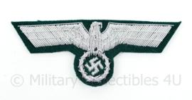 M36 Borstadelaar - officier (donkergroene achtergrond)