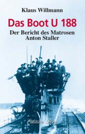 Boek Das Boot U 188 Klaus Willmann