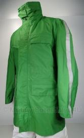 Polizei regenjas - groen -maat 48