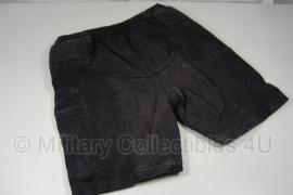 Bundeswehr - Schlaghose - zwarte korte broek met beschermstukken - maar Large - origineel