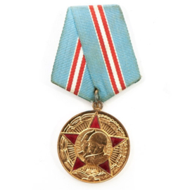 Russische medaille 50 jaar strijdkrachten - origineel