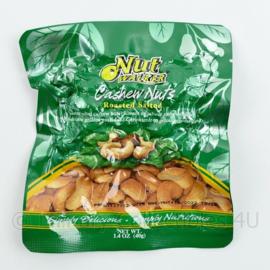 Rantsoen Nut Walker Cashew noten roasted salted 40 gram - tht 12-2022