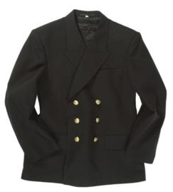 Marine uniform jasje- donkerblauw - 166/92 of 170 lengte / 88 borstomtrek- origineel