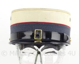 Zwitserse kepi - Neuchatel - maker: Louis Zimmermann - maat 55 1/2 - origineel