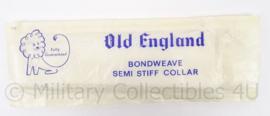 KM Marine setje reserve kragen wit - merk Old England - maat 42 - origineel