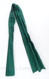 KL halssjaal Garde Grenadiers - groen - 105 cm - origineel