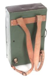 Hardcover rugzak / draagtas voor gereedschap etc. met lussen - 50 x 30 x 16 cm - origineel