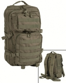 US Assault Pack Large Olive Green