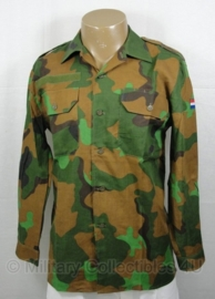 KL Overhemd , jungle, Permethrine  - 5060/8085, 6080/9095, 9010/1015, 7090/1520 of 112 cm. borst - zeldzaam - origineel