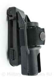 Kmar en Politie ESP zaklamp houder - nieuw model - de houder is verstelbaar - 12,5 x 4,5 x 5 cm - origineel