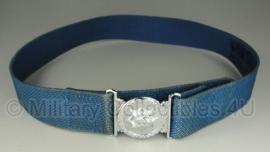 Korps Rijkspolitie koppel blauw