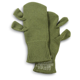 Handschoenen - OD Green trigger gloves size medium - origineel US Army