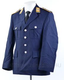 Luchtmacht Vlieger piloten uniform jas Luftwaffe officier, met zilveren bies langs de kraag - meerdere maten - origineel
