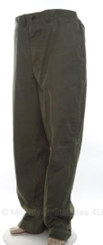 M43 Field trousers WO2 model - net naoorlogs